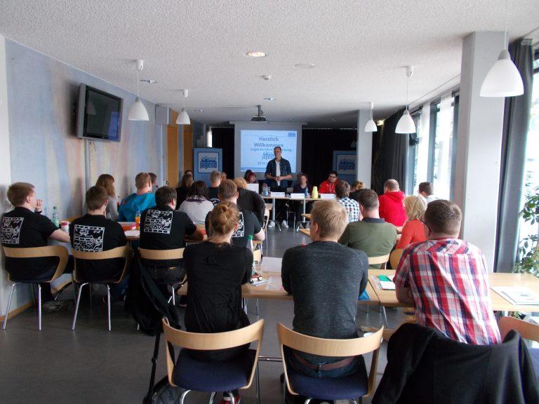 Einberufung der Länderfachkonferenz Jugend